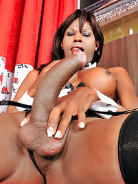 Black Shemale Self Suck Movie Pictures