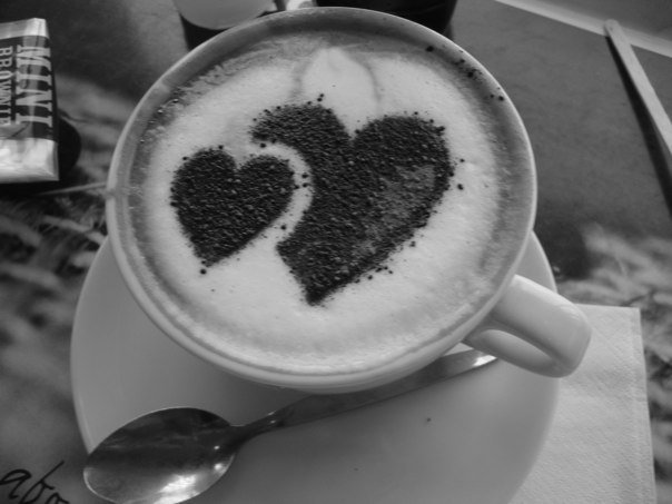 Coffee Images Black And White