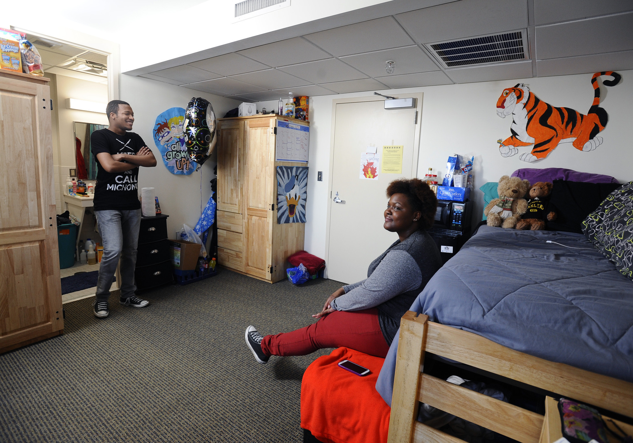 College Dorm Lodging Png