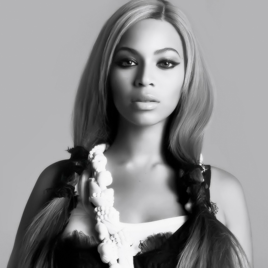 Is Beyonce Black Or White Images