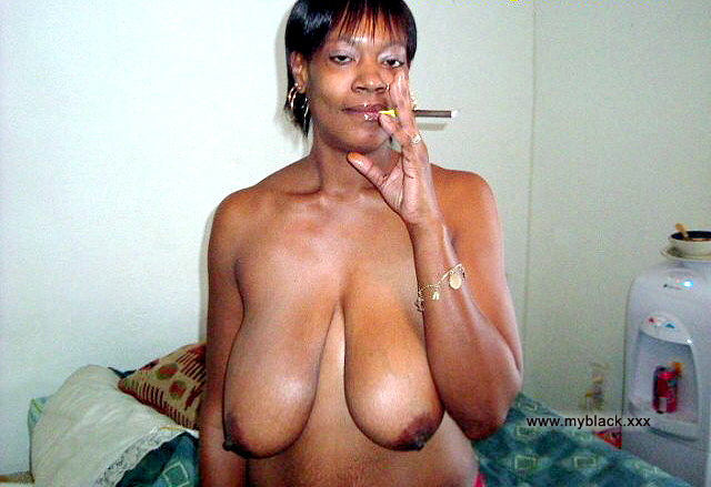 Naked Black Real Housewives