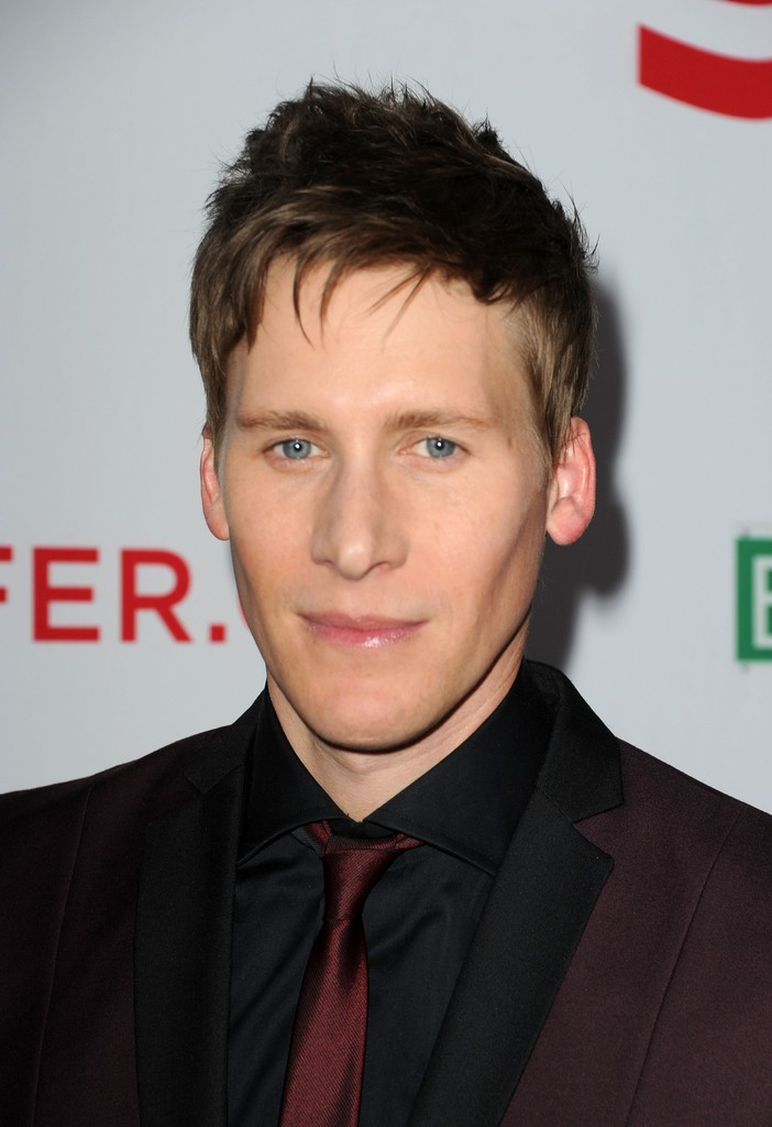 Who Is Dustin Lance Black Pic